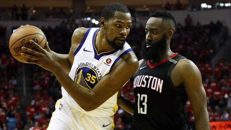NBA: Rockets at Warriors Live Stream: Watch Game 5 Online
